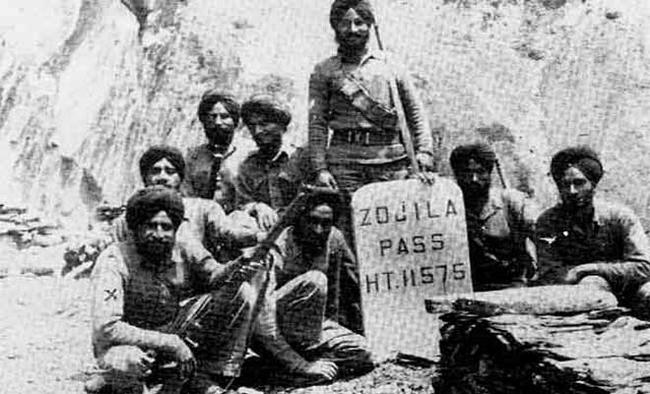 Zojila Day reminds superiority of Indian army over Pakistan