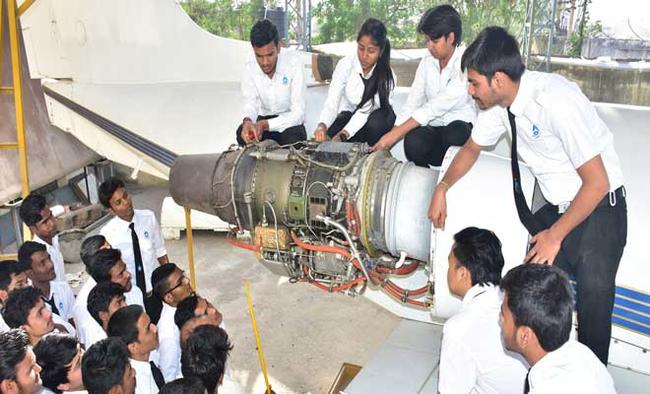 Job opportunities in India's aerospace sector