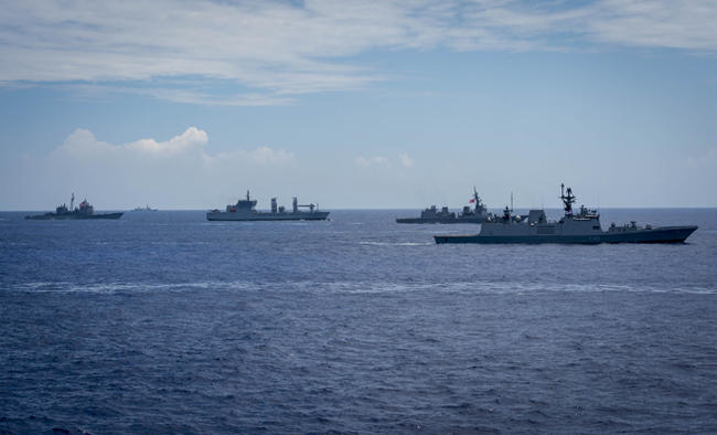 US 7th Fleet expands cooperation with Indian Navy