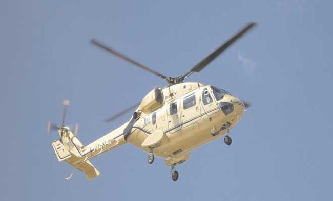 HAL invites partners for manufacturing ALH - Civil Choppers