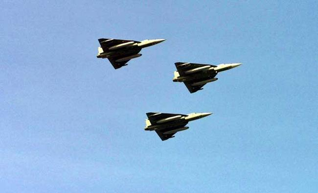 Tejas moves closer to clearance after successful firing of BVR missle