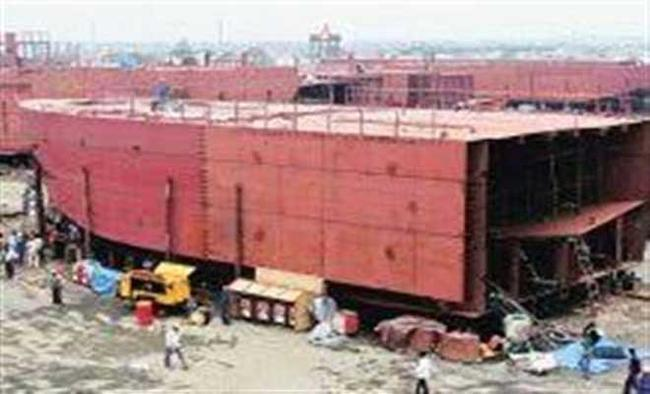 Accident at PSU ship-builder GRSE hits operations, company says work not affected