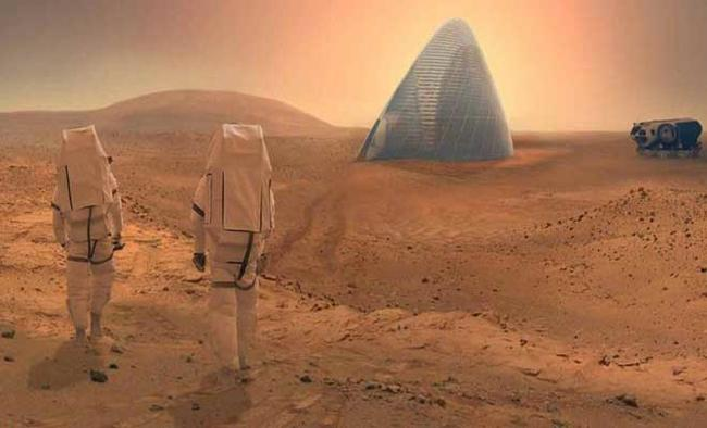 NASA's portable nuclear reactor could power missions to Mars