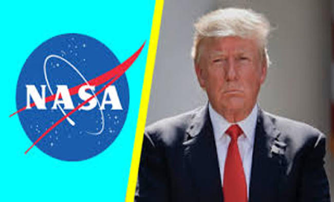 NASA under Trump full of 'fear and anxiety' over climate: Report