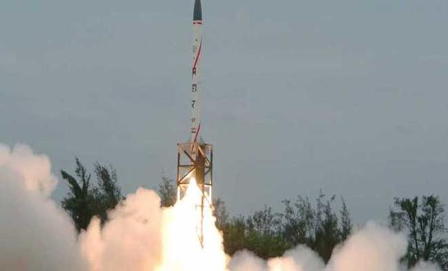 India successfully test fires Prahaar missile