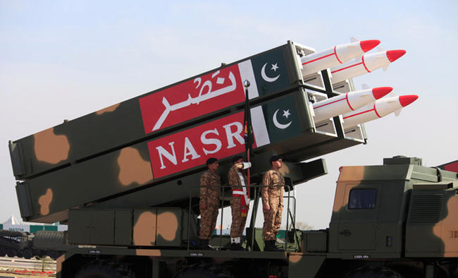 Pakistan can't afford to fight conventional war against India
