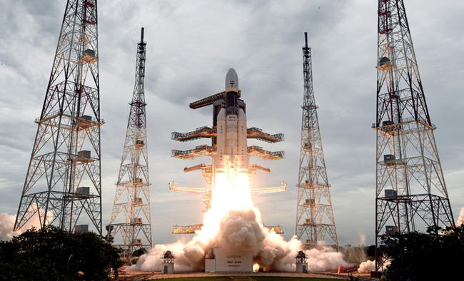 Chandrayaan-2 was not a failure: Govt tells RS
