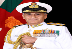 ADMIRAL SUNIL LANBA CHAIRMAN COSC AND CNS  VISITS UK FROM 12-15 MARCH 2019