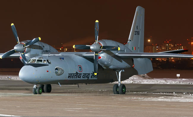 Missing AN-32: Search operation resumes in Arunachal