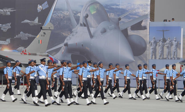 IAF Day: Prez, PM greet nation, laud air warriors for humane services