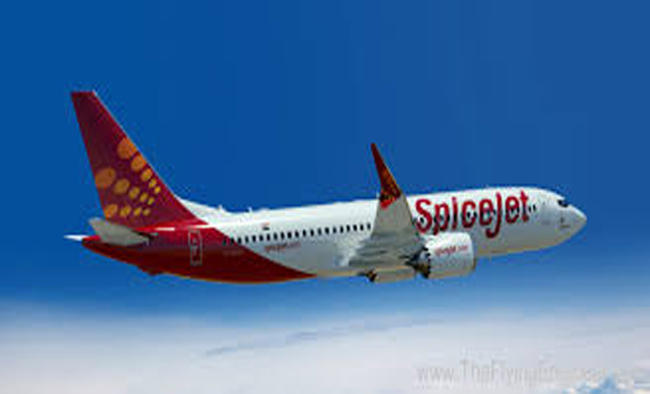 SpiceJet operates maiden long-haul charter flight from London to India