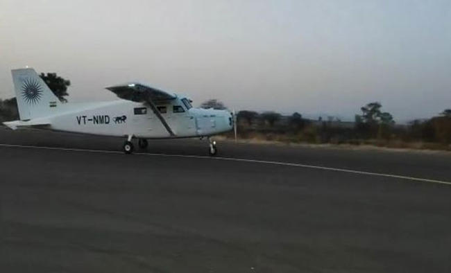 Aviation sector take wings in UP