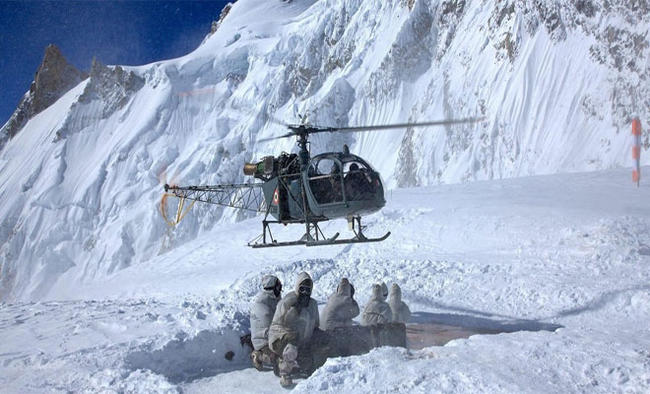 Ex-Special Forces officers training people with disabilities to scale Siachen Glacier