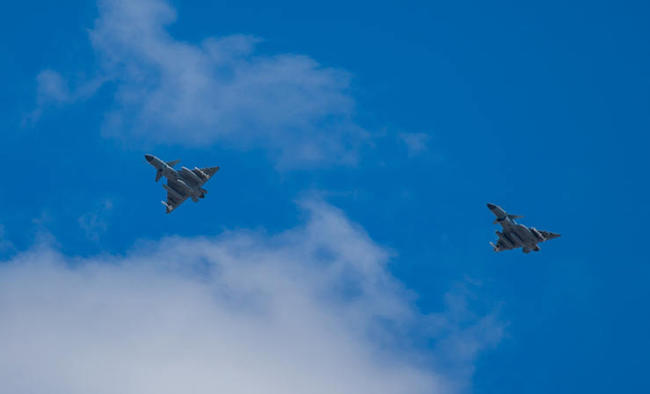 After massive airspace intrusion, China threatens Taiwan and the democratic world
