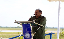 IAF chief to review parade at Air Force Academy