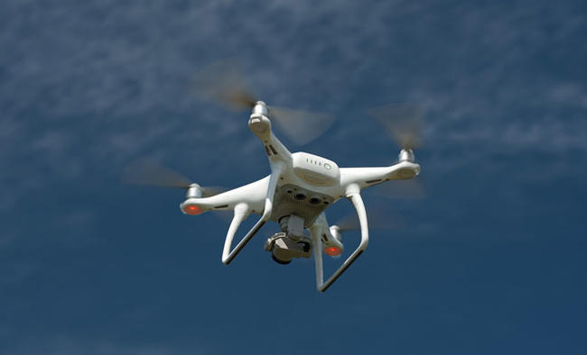 4 suspected drones spotted in J&K's Samba district